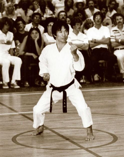 Tsutomu Ohshima, 1980
